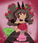 .Mina - Colored Sketch.