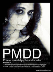 PMDD Awareness by Tylon