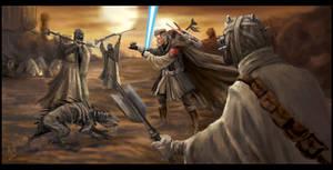 Obi Wan Desert Nomad Tatooine