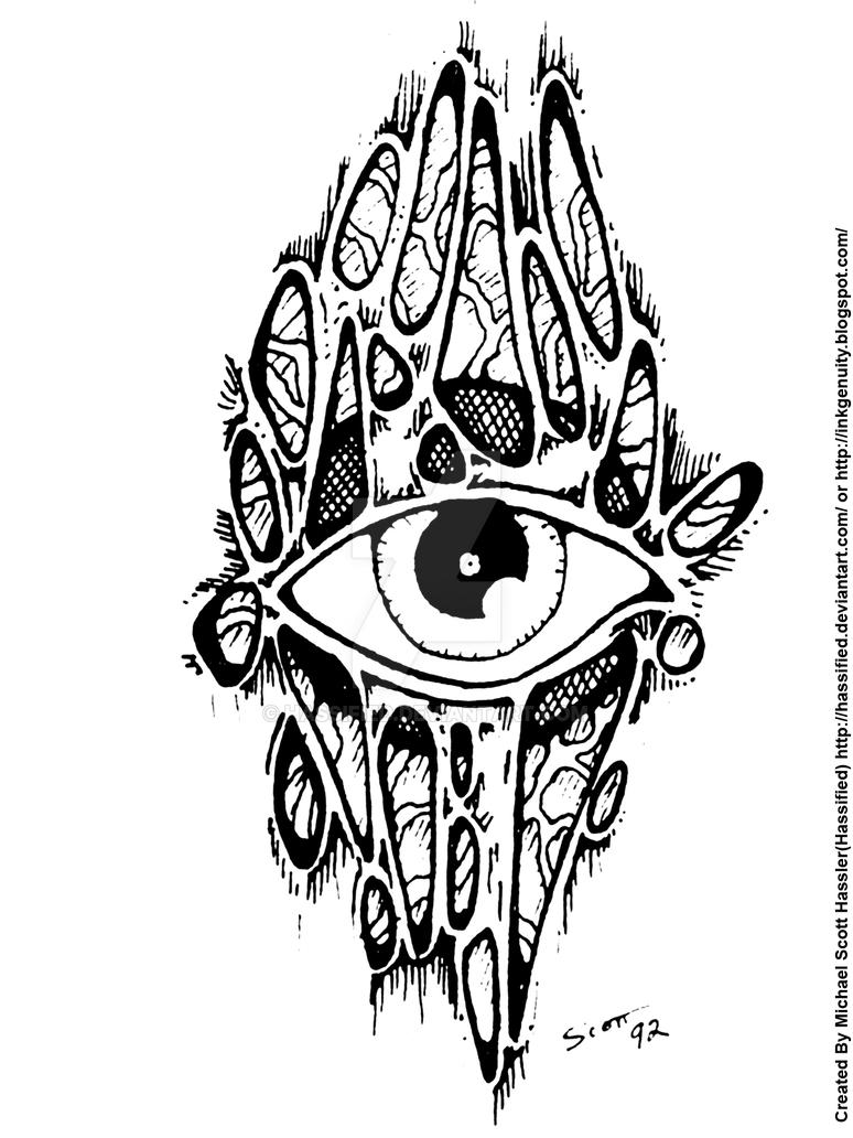 Third Eye By Hassified On Deviantart