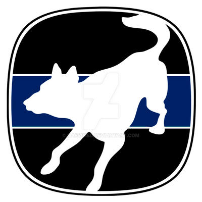 Fallen Service Canine Emblem by hassified on DeviantArt