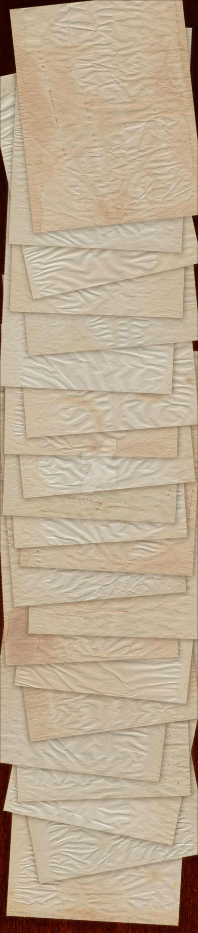 Aged Paper by hassified