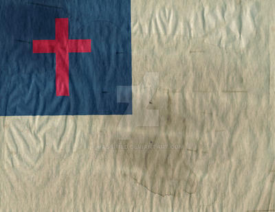 Christian Flag by hassified