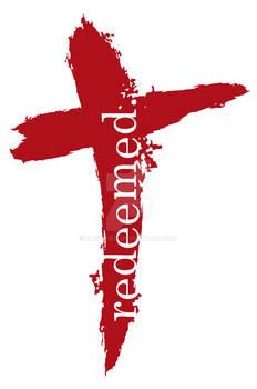 Redeemed Cross SVG
