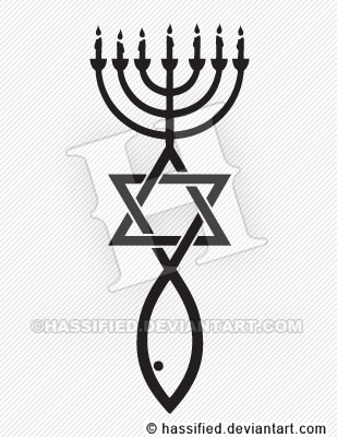 Messianic Symbol followers-of-yeshua | Religion | Pinterest ...