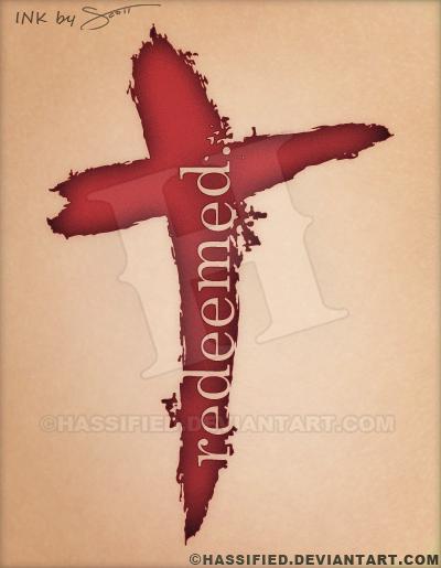 Cross Redeemed Tattoo By Hassified On Deviantart