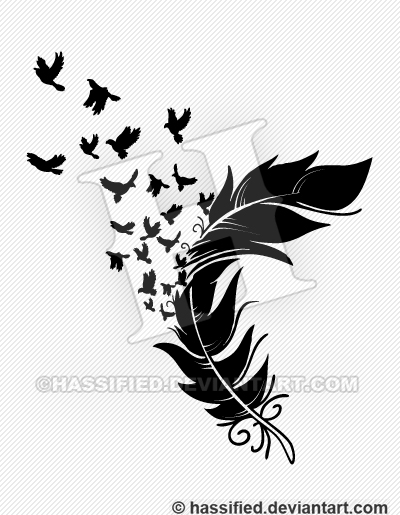 Birds From A Feather By Hassified On Deviantart