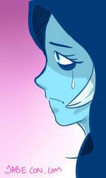 Blue Diamond | Free Art Friday by JABEcon