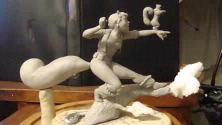 UNBEATABLE SQUIRREL GIRL Work-in-Progress