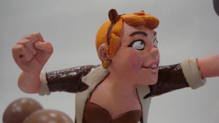 Unbeatable Squirre Girl (detail)