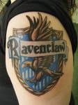 Ravenclaw tattoo