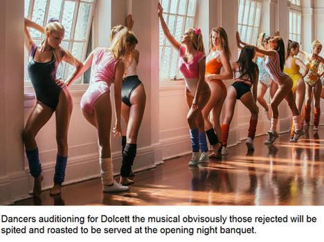 Dolcett girls