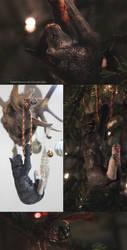 Nooa ornament by Tuonenkalla