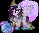 Next Gen OC Adoptable Luna X Queen Novo