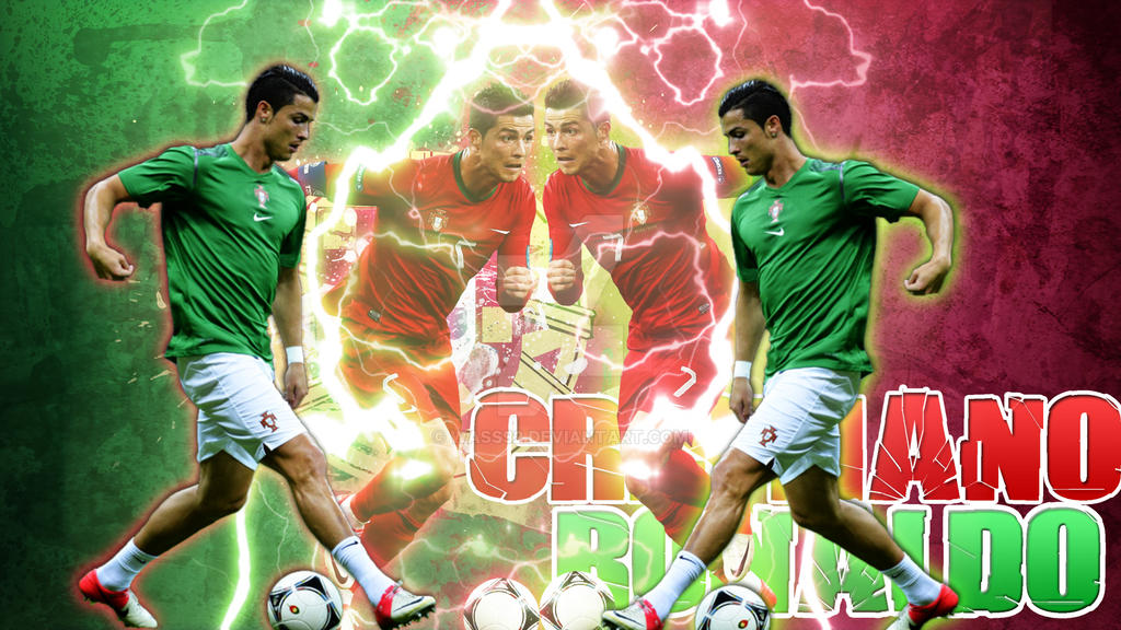 Cristiano ronaldo wallpaper portugal by wass92 on deviantart cristiano ronaldo wallpaper portugal by wass92 voltagebd Choice Image