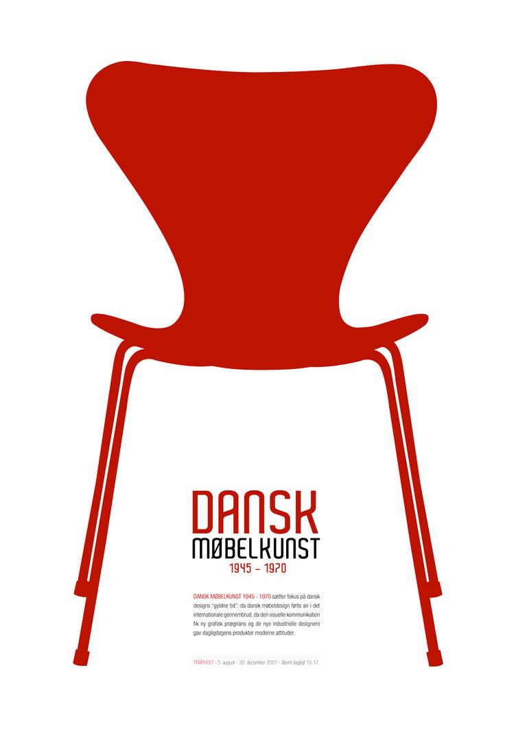 Danish Furniture 1945-1970 wh by kejensen on DeviantArt