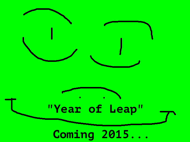 Year of Leap movie poster by Pickm