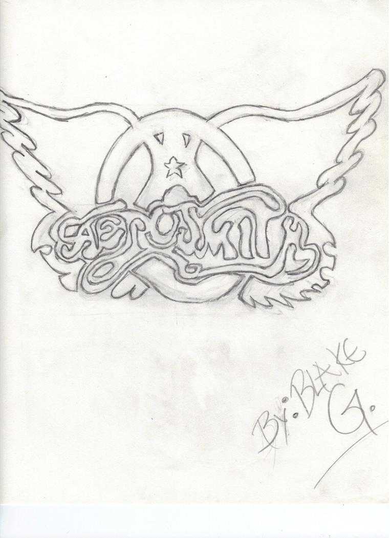 aerosmith wings logo by blakeg14 on deviantart