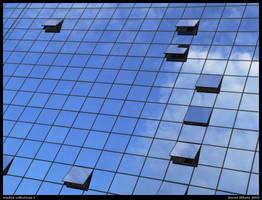 window reflections 3 by danielnikolic