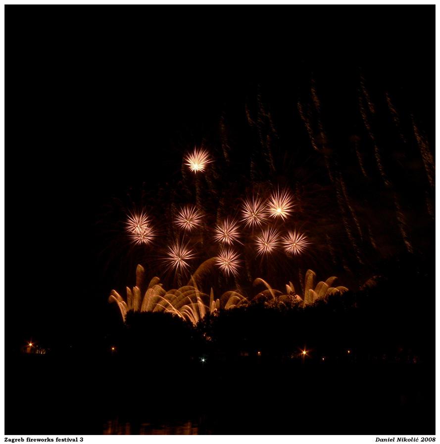 Zagreb fireworks festival 3 by danielnikolic
