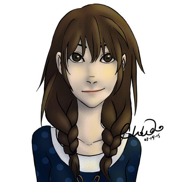Rowan portrait by NiveusUmbra