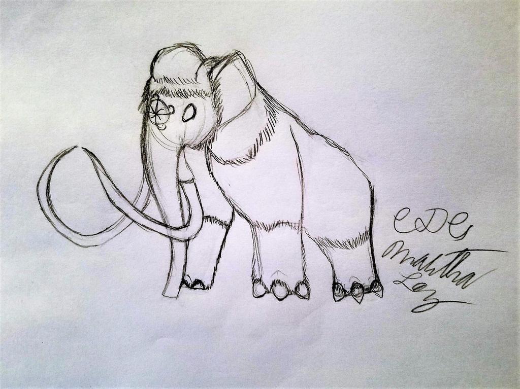 Wizard101 Mammoth by Cookiedough-Gecko
