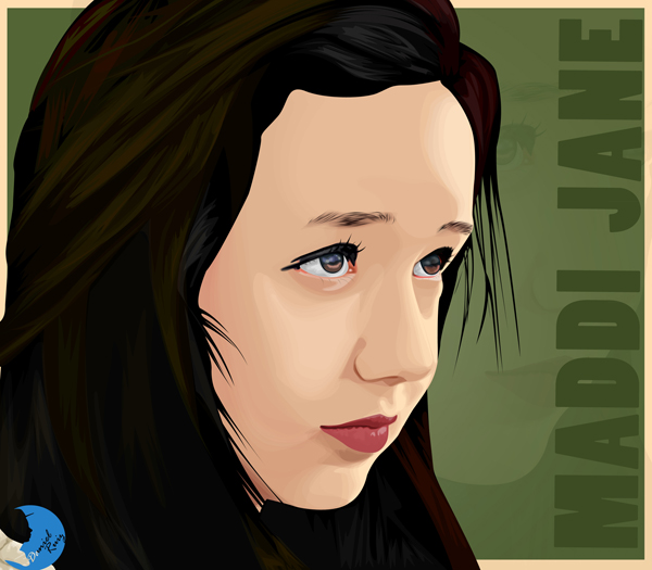 Maddi Jane by AkoSiDaniel on DeviantArt