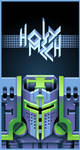 16 Bits Army - Holy Mech by thUg-inc