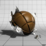 CGSphere - Chocolate Sphere by thUg-inc