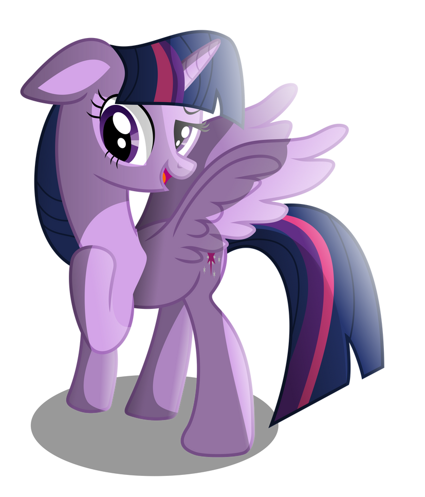 Twilight Sparkles, Princess Of Equestria!! By