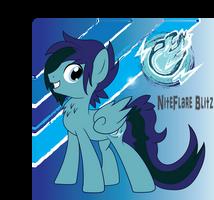 NiteFlare Blitz V7 by MlpWreck12345