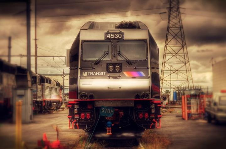 NJ Transit by sasigrl4evr
