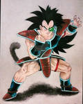 Dragon Ball Z - Raditz