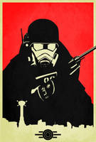 Fallout New Vegas Ranger by ToyBears