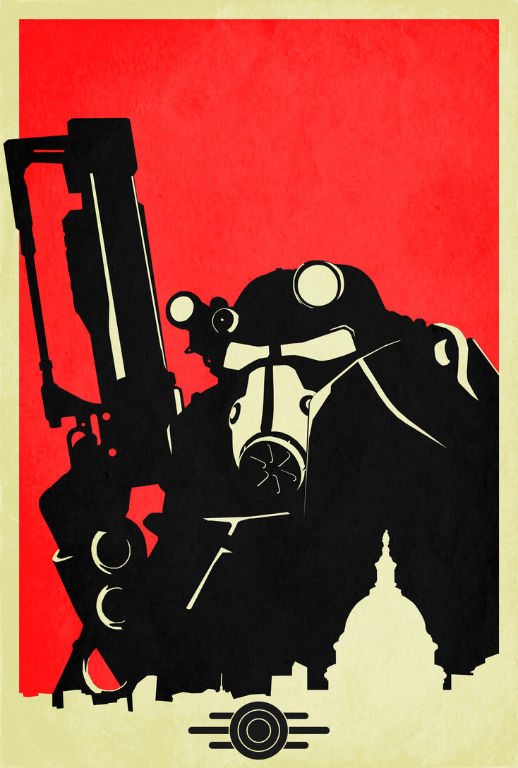 Fallout 3 power suit by toybears on deviantart - Fallout new vegas skyline ...