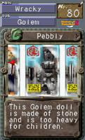 80 - Pebbly