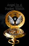 Angel In A Pocket Watch