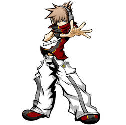Sora The World Ends With You by danieldupre
