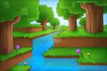 Minecraft Water Stream