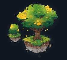 Tree by Exunary