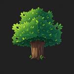 Small Fluffy Tree
