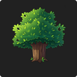 Small Fluffy Tree