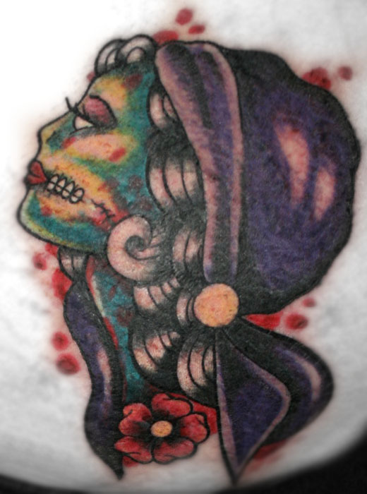 Corey tattoo design tattoo gallery by jimmy graves for Corey graves tattoos