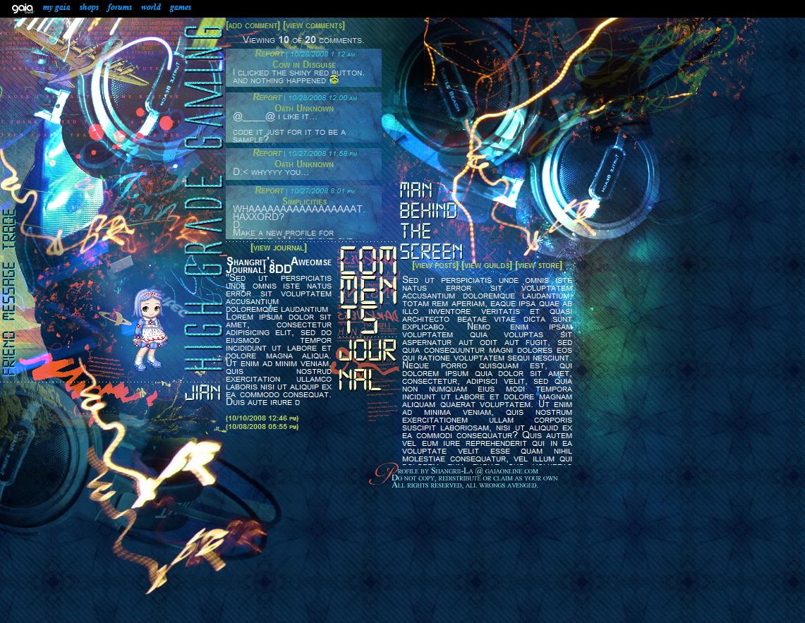 Gaia Profile: HG-Jian