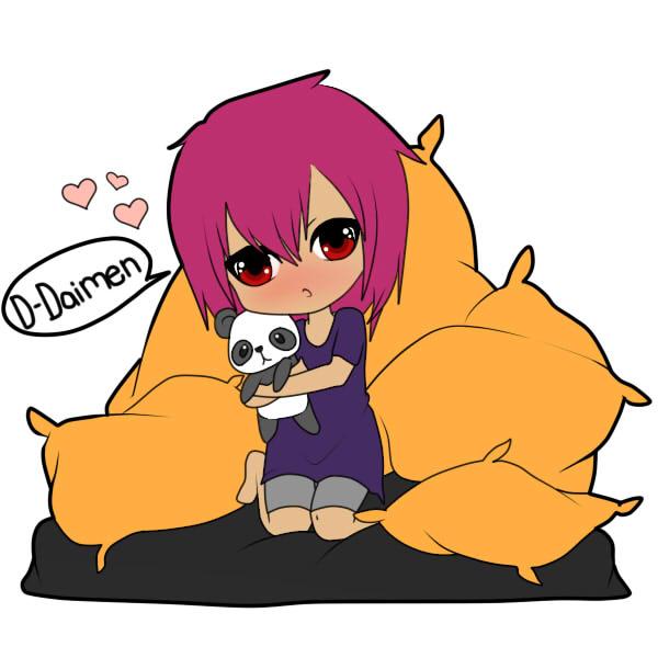 Chibi Sora by ShadowDemonUke