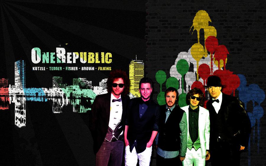 OneRepublic Wallpaper by davidxia on DeviantArt
