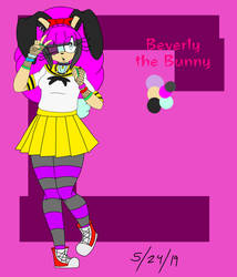 Beverly the Bunny by DaniTheDealer