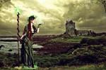 Eriu's Farewell, The Tuatha De Danann