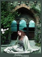 Amira by aragwen