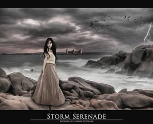 Storm Serenade by aragwen